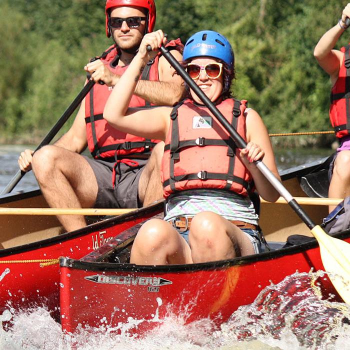 Symonds Yat Canoe Hire